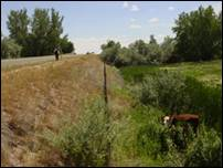 Airport Road Pathway (Worland Area Trails Project) - Washakie County, Wyoming