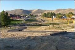 Conoco Pipeline Pathway - Green River, Wyoming