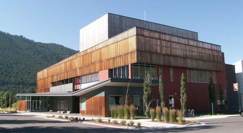 Jackson Hole Center for the Arts - Jackson, Wyoming
