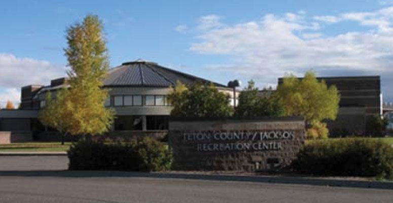 Jackson-Teton County Recreation Center- Jackson, Wyoming
