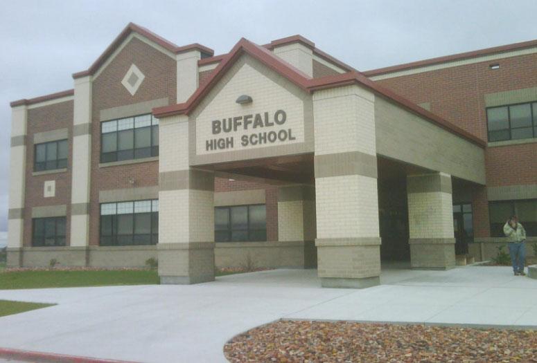 Buffalo High School - Buffalo, Wyoming