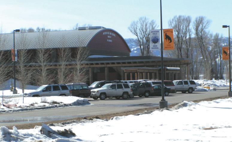 Jackson Hole High School - Jackson, Wyoming