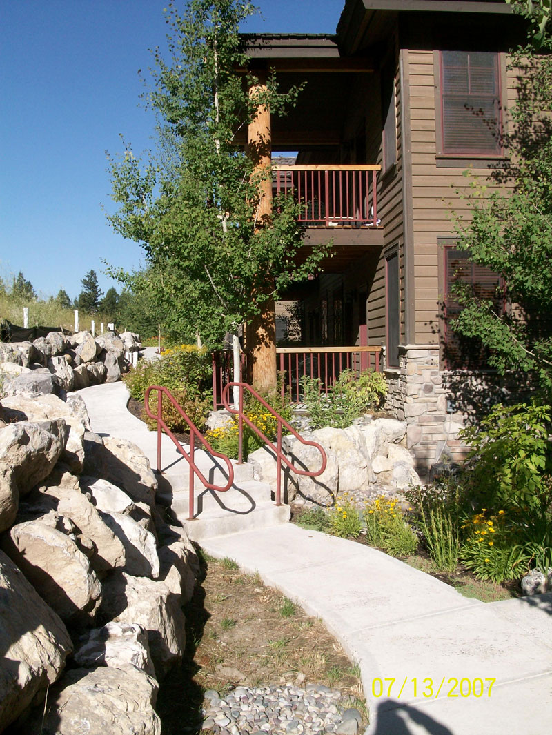 Grandview Estates Condominiums Jackson Wyoming