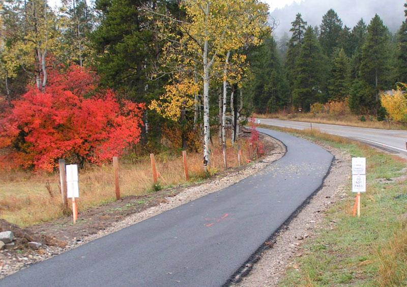 Pathway, Wilson, Wyoming