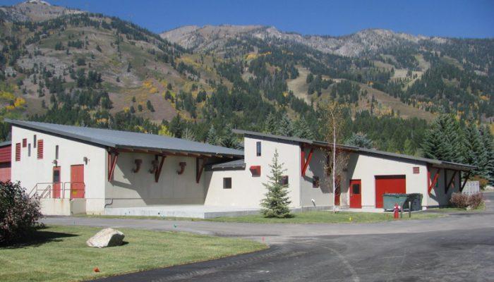 Mechanical Biological Tertiary Plant - Teton Village, Wyoming