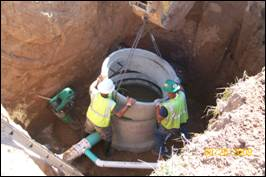 Rural Development/SLIB/Locally-Funded Sewer Mains Rehabilitation Project - Dubois, Wyoming