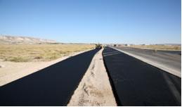 Pathway and Road Resurfacing - Rock Springs, Wyoming