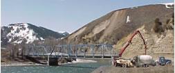 Astoria Bridge - Teton County, Wyoming