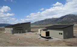 Alpine Waste Water Treatment Plant - Alpine, Wyoming