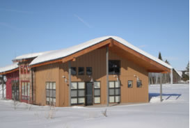 Alta Public Library - Alta, Wyoming