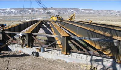 Industrial Drive Bridge - Rock Springs, Wyoming