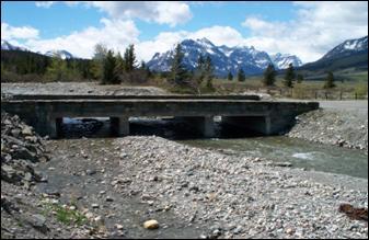 Glacier National Park - Divide Creek