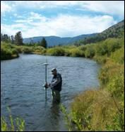 Surveying for FEMA Map Updates - Teton County, Wyoming