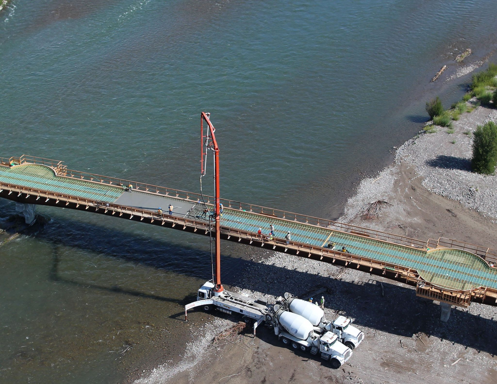 WEB Pathway Bridge Arial
