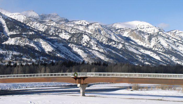 WEB Pathway Bridge Elevation