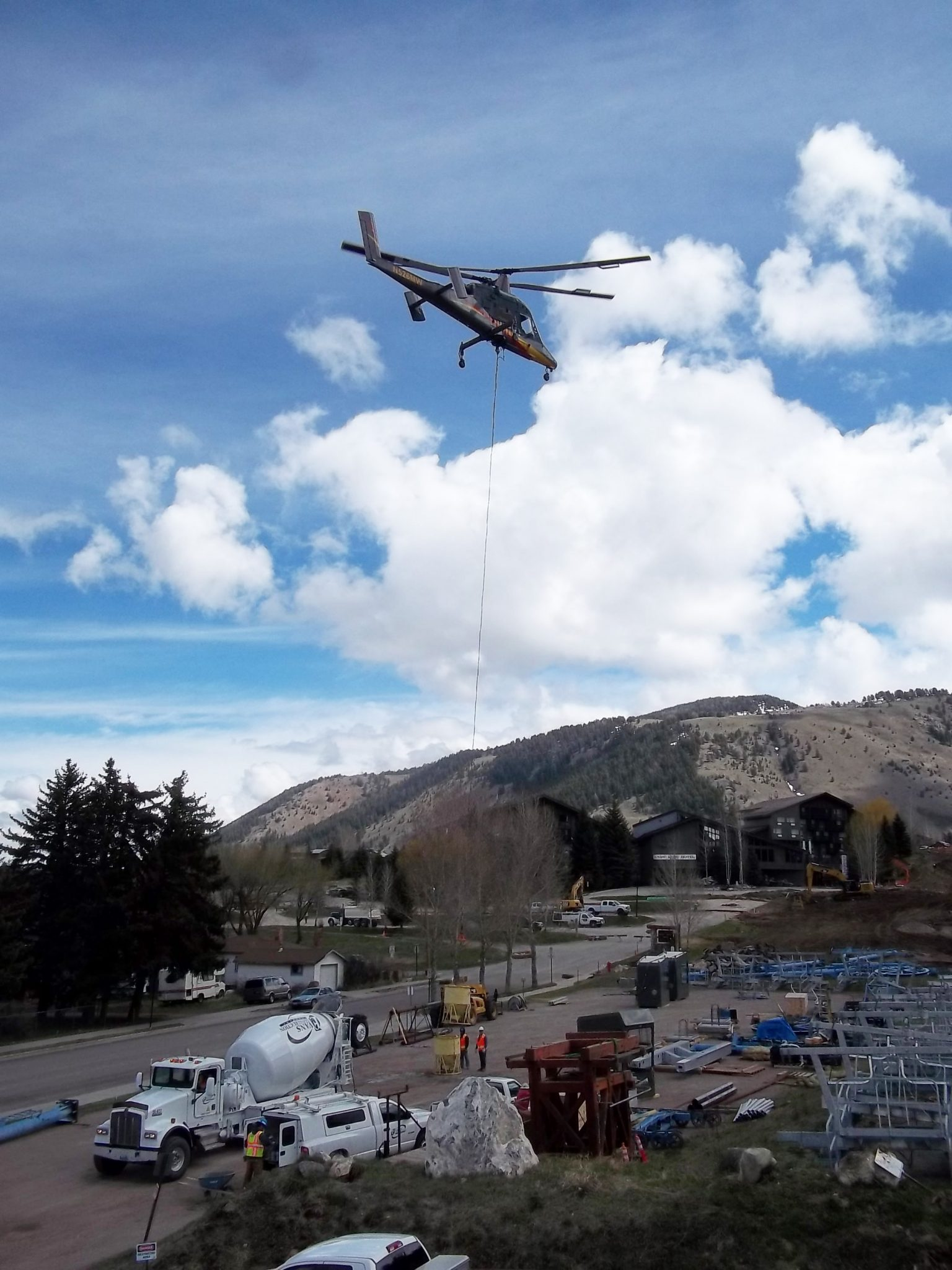 Heli Lift Concrete 009